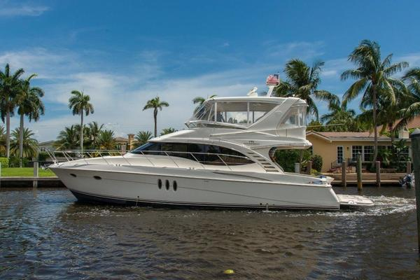 Used Silverton Ovation Motor Yacht For Sale