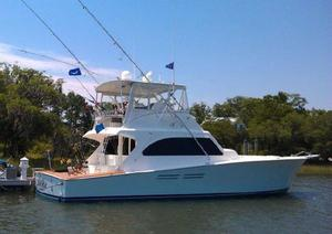 Used Post 50 Convertible Sports Fishing Boat For Sale
