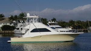 Used Cabo 52 Convertible Sports Fishing Boat For Sale
