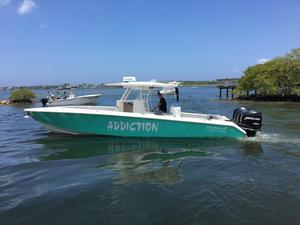Used Island Runner Center Console Fishing Boat For Sale