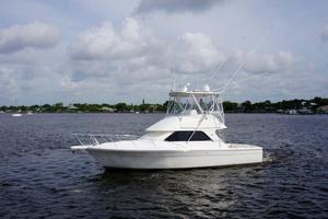 Used Albemarle 36 Flybridge Convertible Laurel Point Sports Fishing Boat For Sale