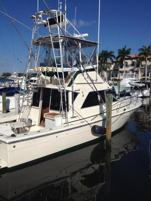 Used 38 Phoenix Sports Fishing Boat For Sale