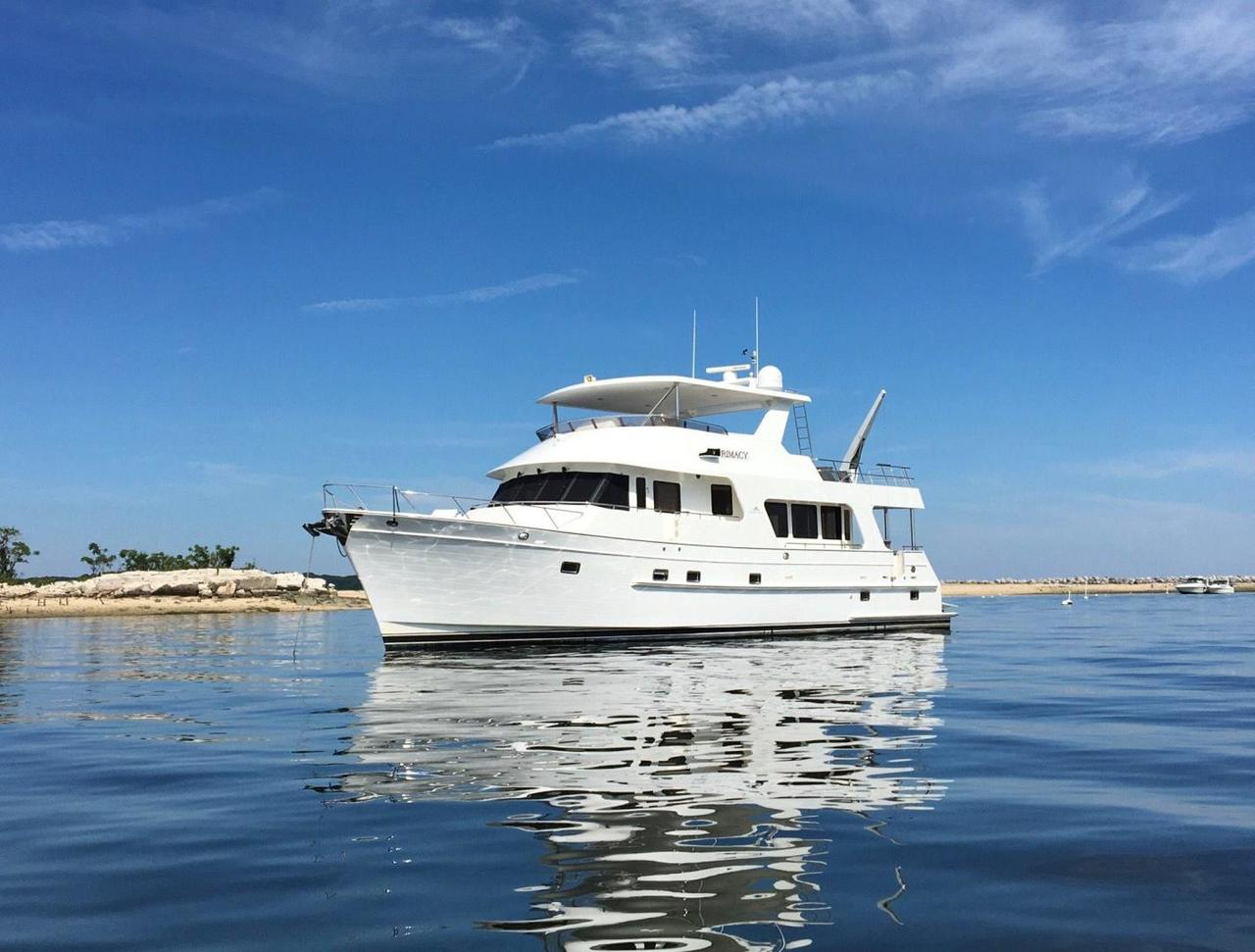 2008 used outer reef yachts motor yacht for sale for Palm beach motor yachts for sale