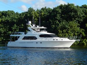Used Ocean Alexander 64 Pilothouse Motor Yacht For Sale