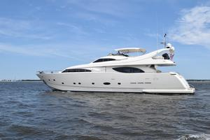Used Ferretti Yachts 94 Flybridge Motor Yacht For Sale