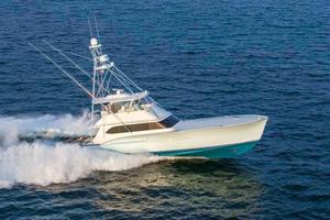 Used Paul Mann 67 Custom Convertible Sports Fishing Boat For Sale