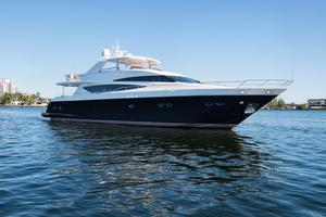 Used Princess 95 Motor Yacht Sports Cruiser Boat For Sale