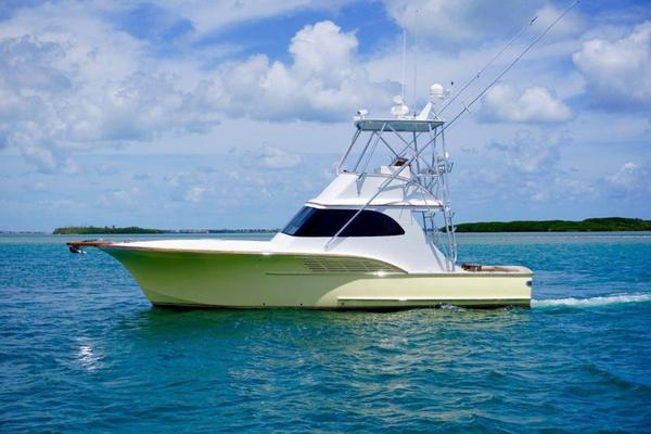 Used Calyber 35 Sportfish Custom Carolina Sports Fishing Boat For Sale