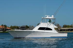 Used Forbes 50 Convertible Aft Cabin Boat For Sale