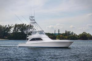 Used Viking 61 Convertible - Mezzanine Sports Fishing Boat For Sale