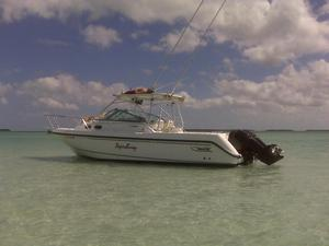 Used Boston Whaler 295 Conquest Sports Fishing Boat For Sale