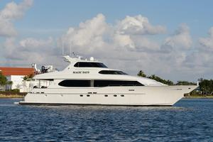 Used Lazzara Skylouge Motor Yacht For Sale