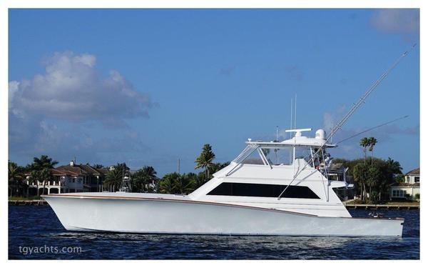 Used Jim Smith Custom Sportfish Sports Fishing Boat For Sale