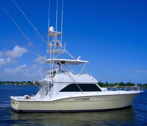 Used Hatteras 52 Convertible Sports Fishing Boat For Sale