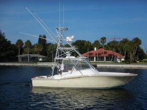 Used Egg Harbor 35 Predator Express Sports Fishing Boat For Sale