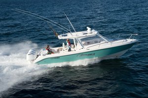 New Everglades 350LX Sports Fishing Boat For Sale