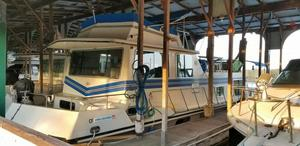 Used Harbor Master 43 Houseboat House Boat For Sale