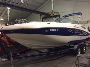 Used Rinker 248 Captiva Deckboat Deck Boat For Sale