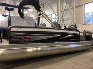 New Premier 250 S-Series RF250 S-Series RF Pontoon Boat For Sale