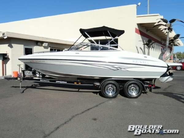 Used Reinell 200 LSE Bowrider Boat For Sale