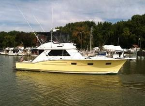 Used Chris-Craft Sport Fish Sports Fishing Boat For Sale