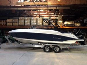 New Rinker Q5 OB Bowrider Boat For Sale