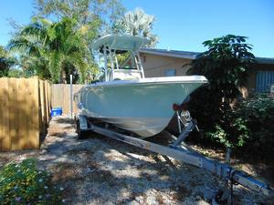 Used Key West 239 Center Console Fishing Boat For Sale