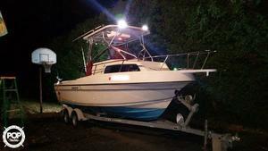 Used Renken Seamaster 2288 Walkaround Fishing Boat For Sale