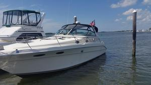 Used Sea Ray 33 Sundancer Express Cruiser Boat For Sale