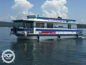 Used Hilburn 47 House Boat For Sale