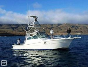 Used Topaz 37 Sports Fishing Boat For Sale