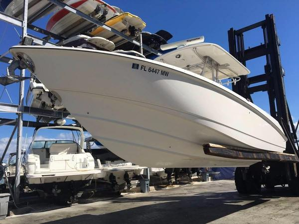 Used Boston Whaler 320 Outrage Center Console Fishing Boat For Sale