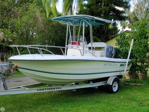 Used Sea Pro 190CC Center Console Fishing Boat For Sale