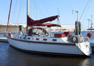 Used Catalina Morgan 445 Cutter Sailboat For Sale