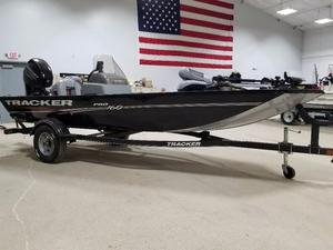 New Tracker Boats Pro 160 Bass Boat For Sale