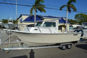 New Parker 2520 XLD SC Saltwater Fishing Boat For Sale