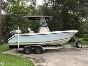 Used Cobia 216 CC Center Console Fishing Boat For Sale