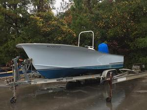 Used Bradley Custom 21 Center Console Center Console Fishing Boat For Sale