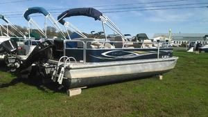 Used Sylvan MIRAGE 820 FISH Pontoon Boat For Sale