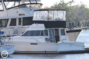 Used Silverton 37 Convertible Express Cruiser Boat For Sale