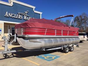 Used Starcraft CRS Pontoon Boat For Sale