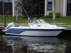 Used Sea Fox 216 WA Cuddy Cabin Boat For Sale