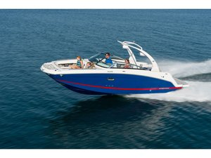 New Four Winns Deck Boat HD 240 Bowrider Boat For Sale