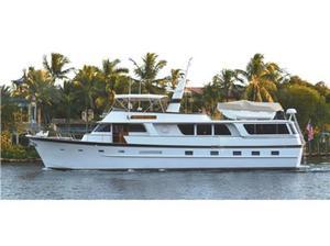 Used Broward 75 Motor Yacht For Sale