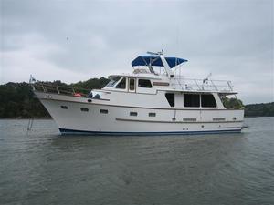 Used Defever 49 Trawler Raised Pilothouse Trawler Boat For Sale