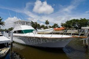 Used Buddy Davis 61 Sport Fisherman Sports Fishing Boat For Sale