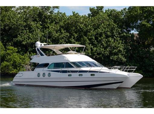Used Prout Panther 64 Power Catamaran Boat For Sale