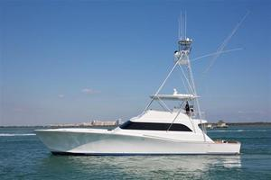 Used American Custom Yacht Sportfisherman Sports Fishing Boat For Sale