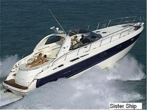 Used Cranchi Mediterannee 50' Express Cruiser Boat For Sale