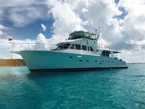 Used Cheoy Lee 72' Motor Yacht Motor Yacht For Sale